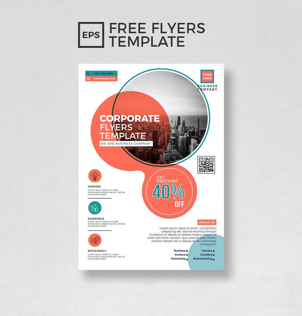 Flyers Template Download from mir-s3-cdn-cf.behance.net