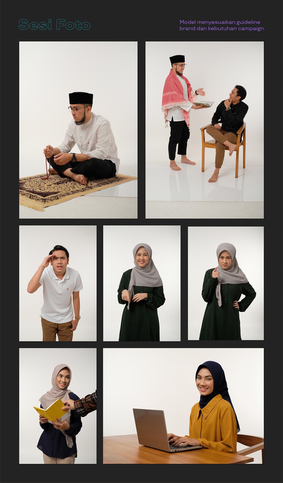graphic design  ILLUSTRATION  instagram islam muslim Photography  Ramadhan social media