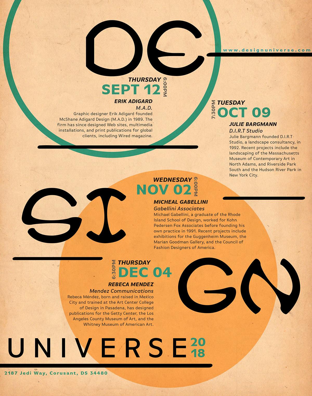 Design Universe\