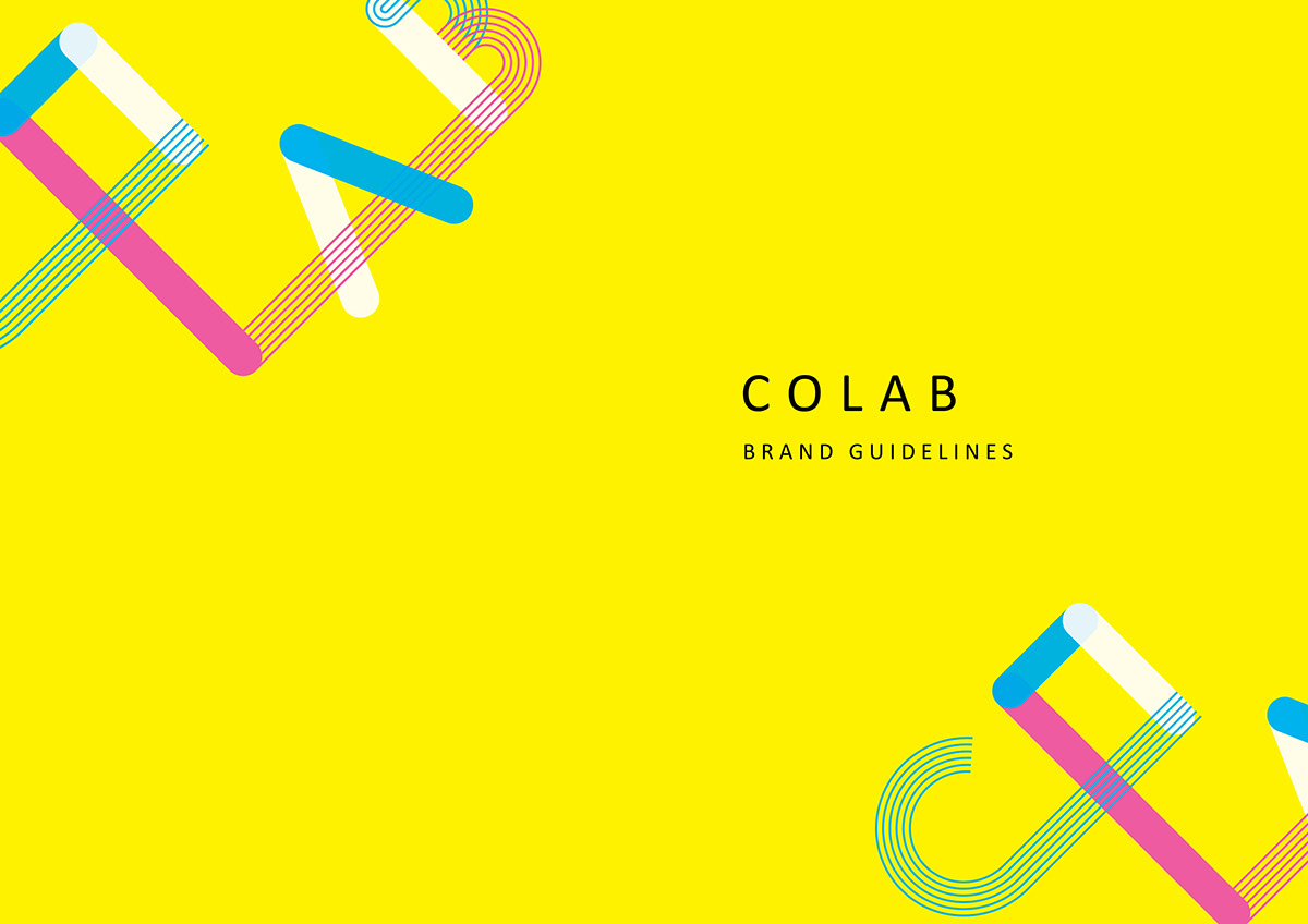 COLAB Brand Guidelines on Student Show