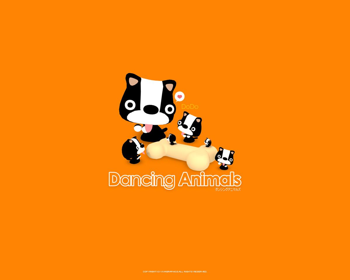 3dcg Character animals ViVAGRAPHICS