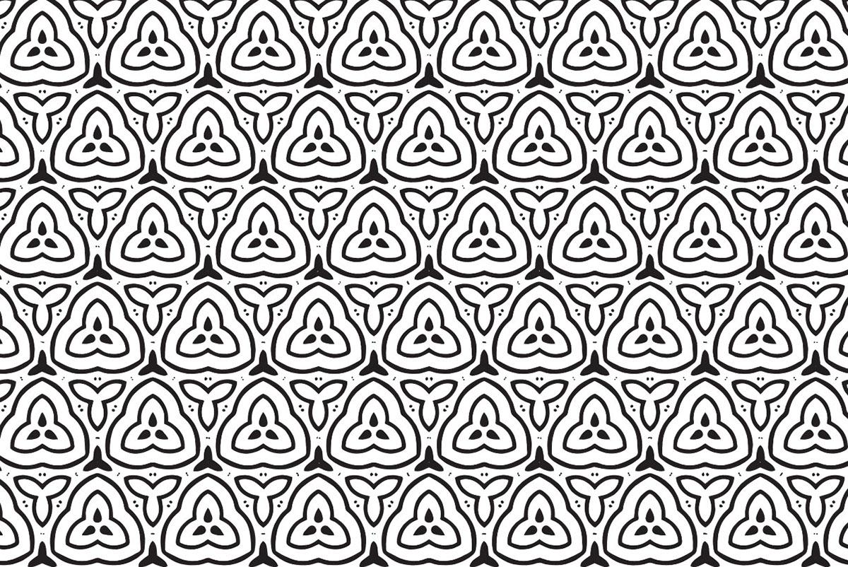 vector Patterns texture ILLUSTRATION