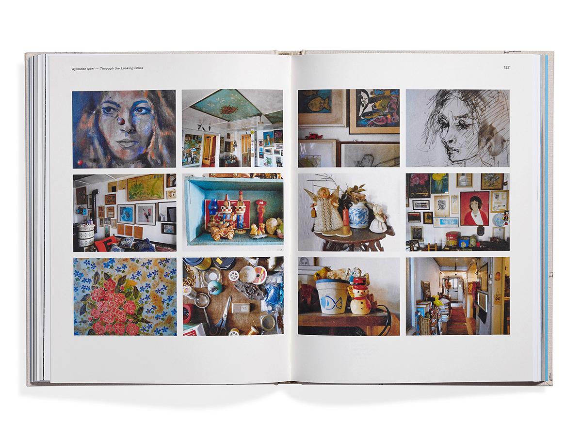 book arter contemporary art Füsun Onur