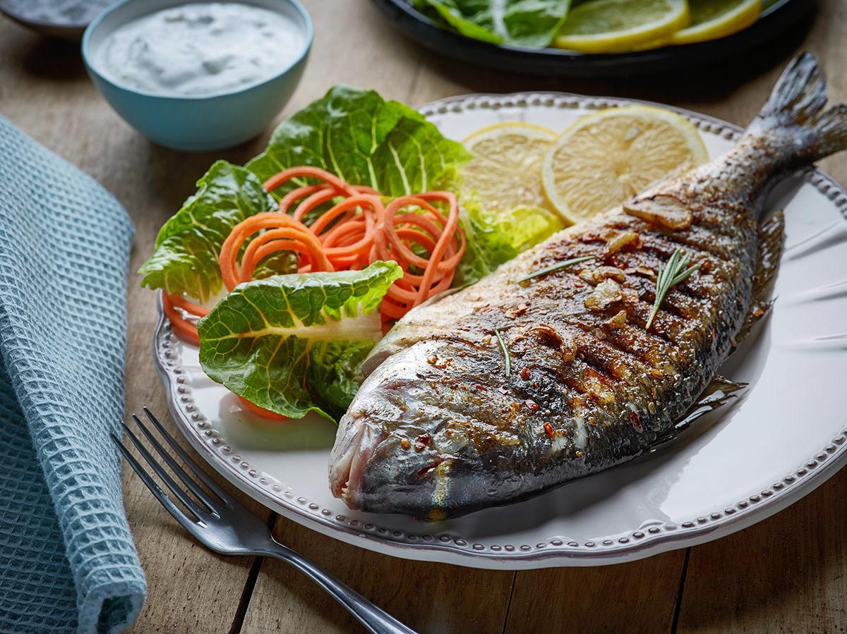Fish food on Behance