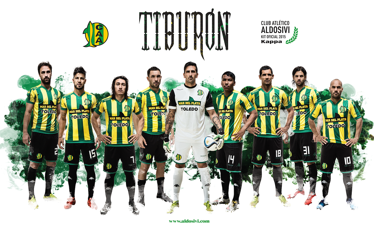 Aldosivi: Tiburón 2015 Campaign On Behance