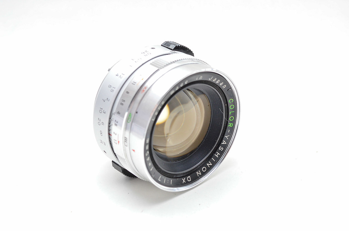Yashica Electro 35 to Leica-m Lens Conversion on Behance
