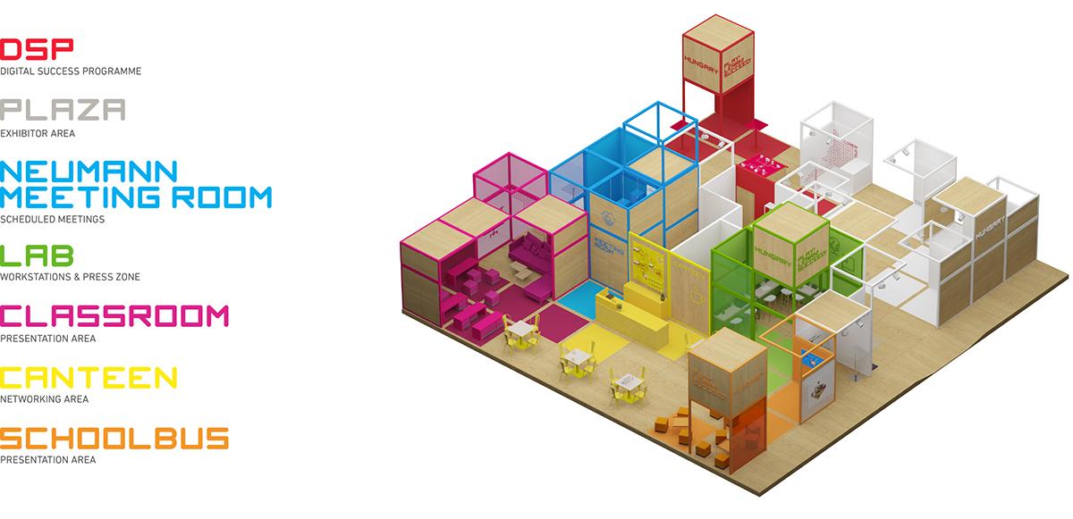 Exhibition  stand design graphic design  branding  interior design  Photography  interactive installation Bettshow Playful