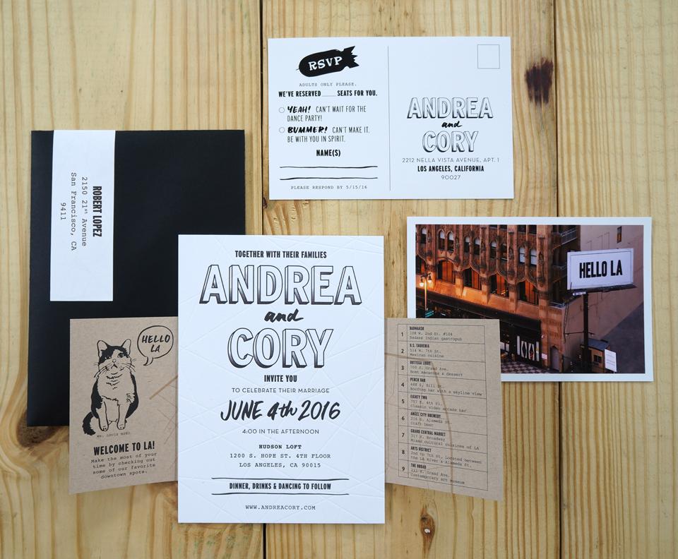 wedding wedding stationery modern wedding letterpress blind impression letterpress stationery