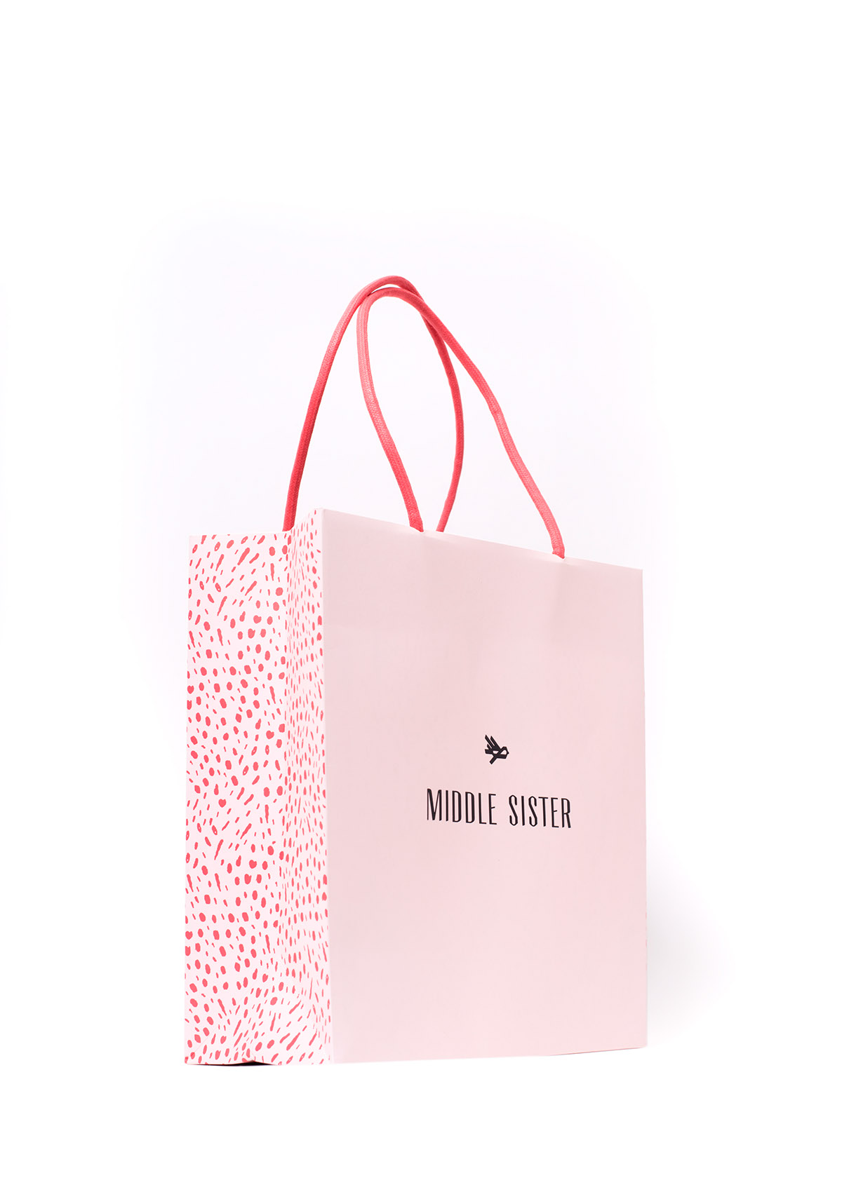 Fashion Branding & Retail Experience Middle Sister on Behance