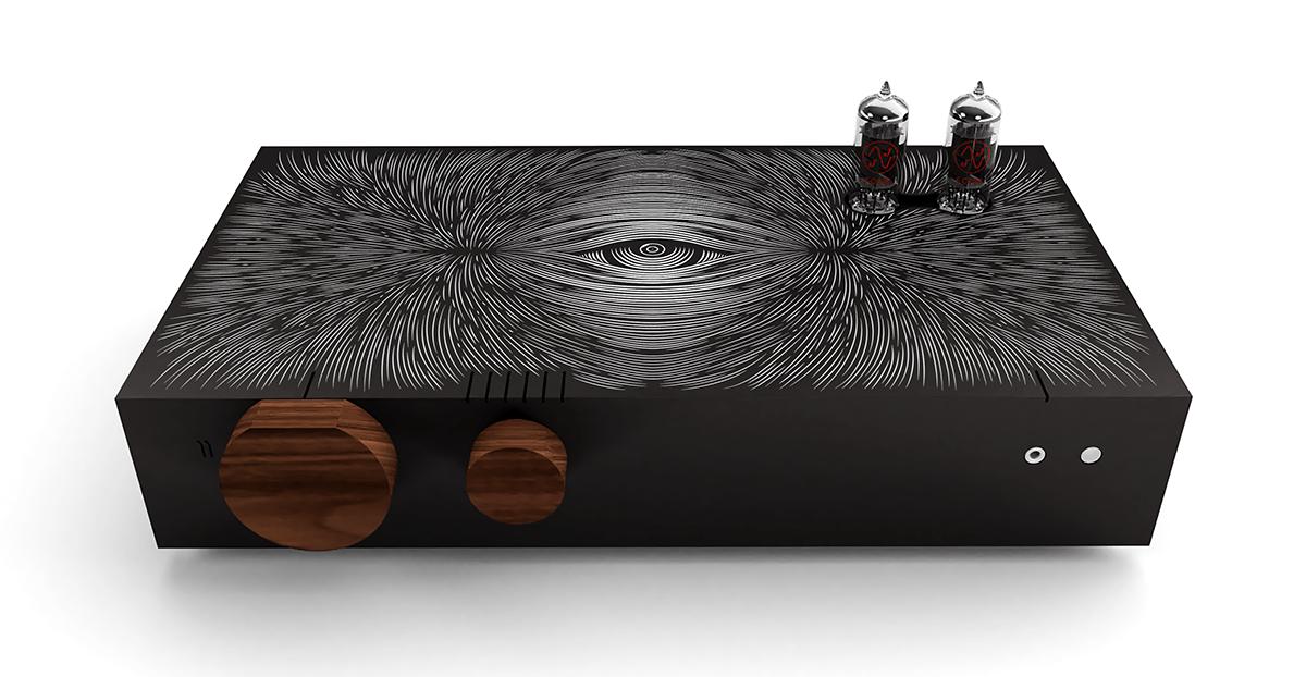 art,Audio,brand,branding ,collab,effect,eye,lines,Magnetic