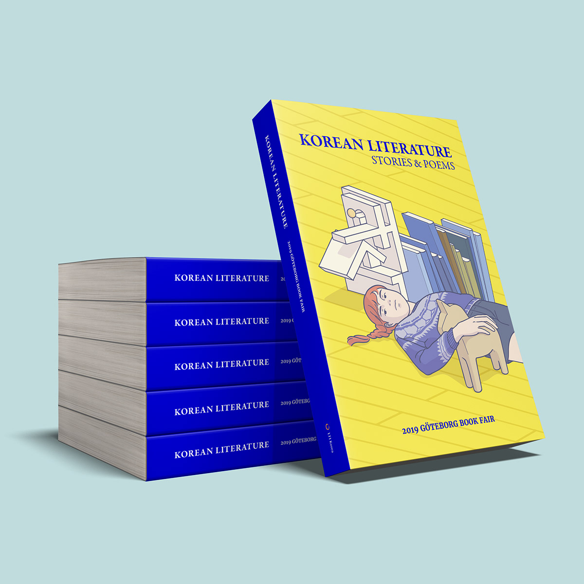 book cover editorial book