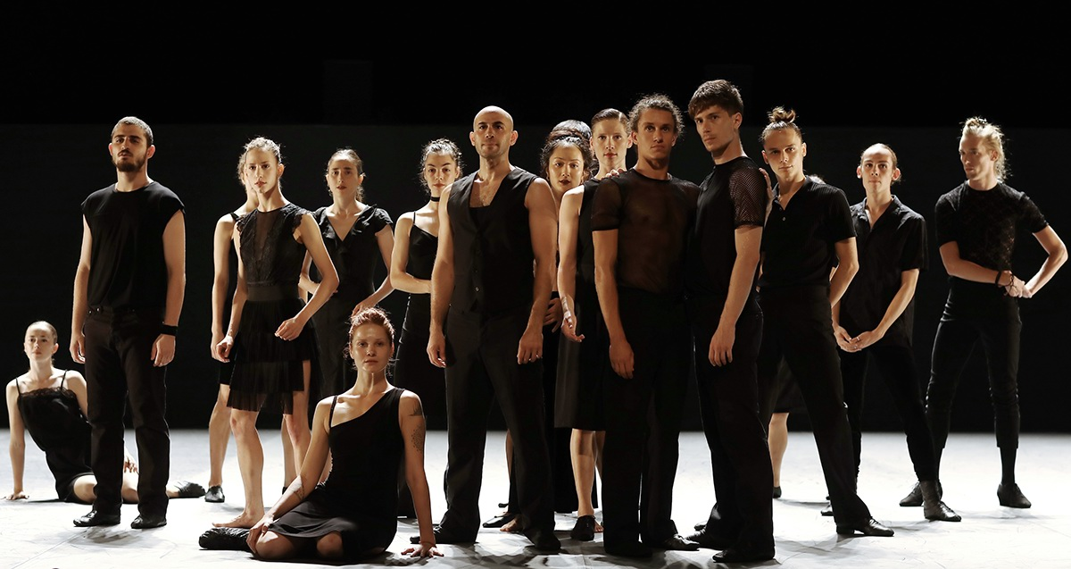 Ascaf batsheva dance company DANCE   contemporary dance Photography  ascafon israel Ohad Naharin B7