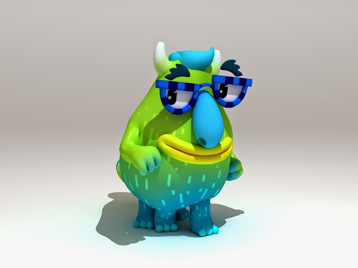ios iosgame game monster unity iPad android tablet color happy tail funny canavar Monstruo muppet