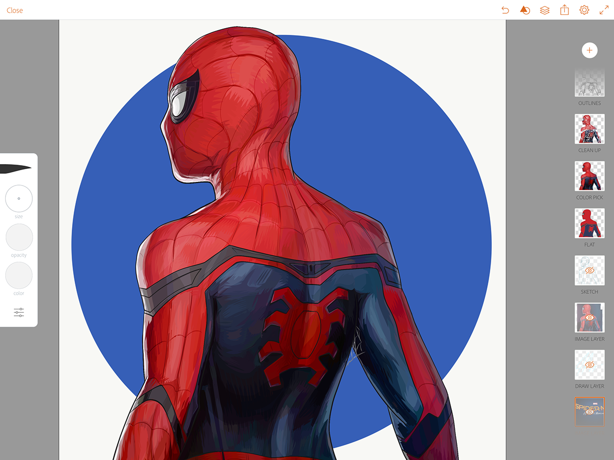 Spider Man Homecoming On Behance