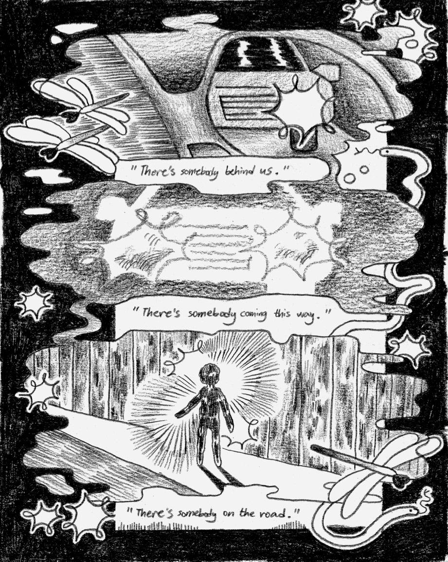 Image may contain: book, drawing and cartoon