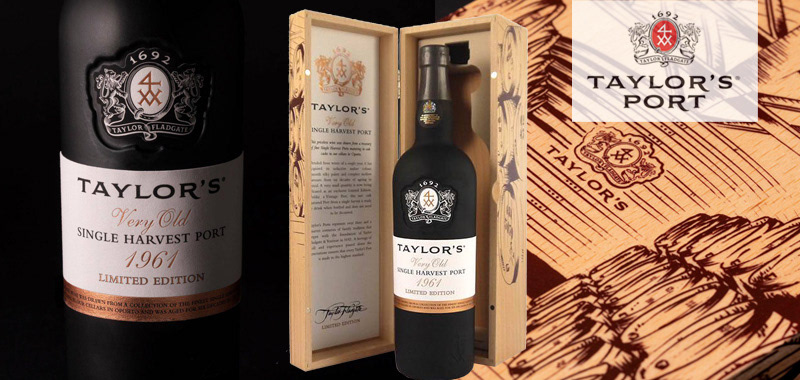 Header for Taylor Porto, Magnin wine & Spirits