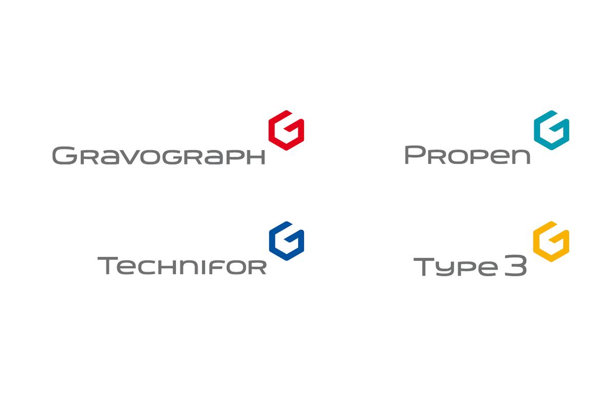 Logotype identity