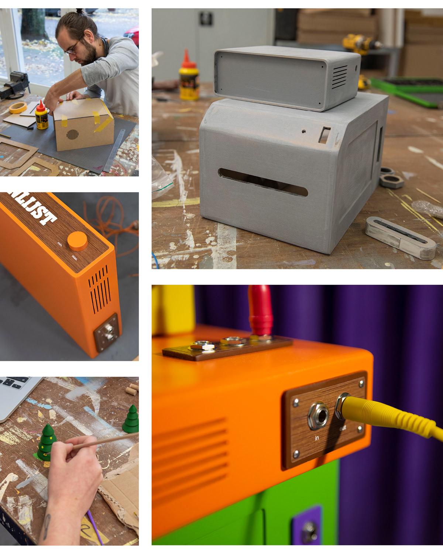 ArtDirection Film   Photography  props setdesign colors handmade studiomals Advertising  handcraft