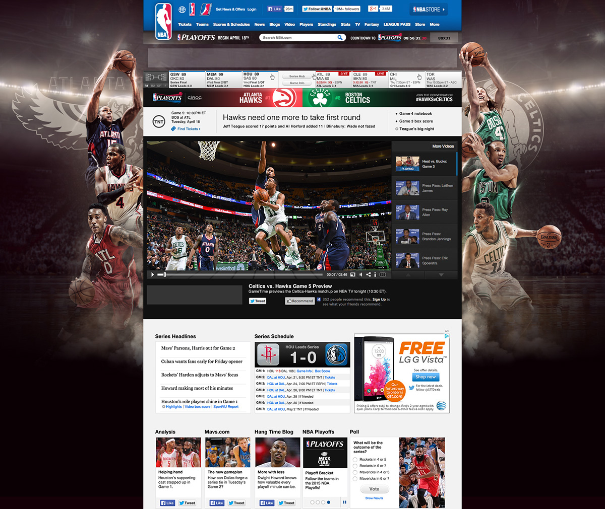 NBA sports basketball Playoffs