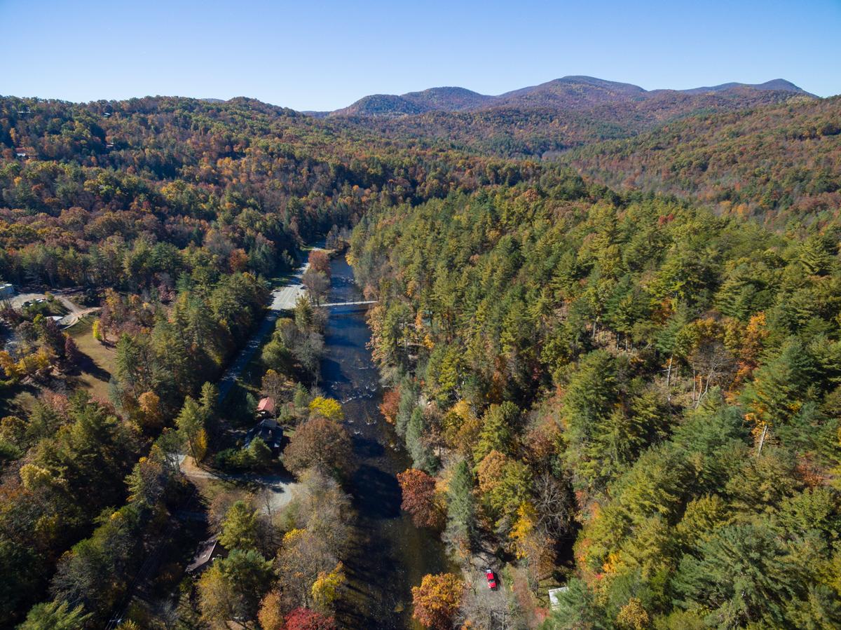 Exploring Blue Ridge Above Blue Ridge