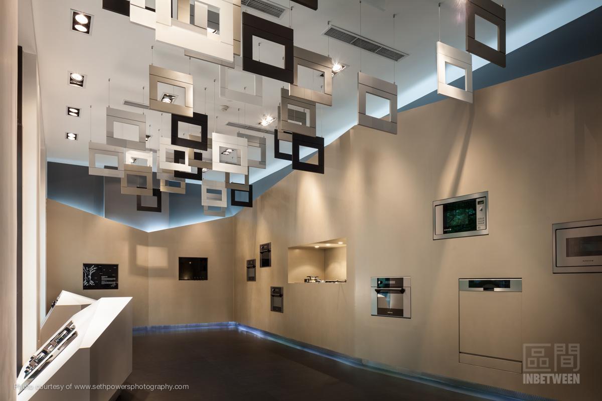 de dietrich inbetween Inbetween Architects showroom flagship shanghai Retail Retail kitchen Interior Shanghai