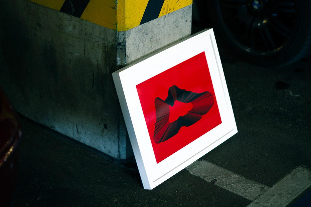 Balenciaga triple S posters Fashion Poster hypebeast geometry trainers fashion art bkzcreative Demna gvasalia