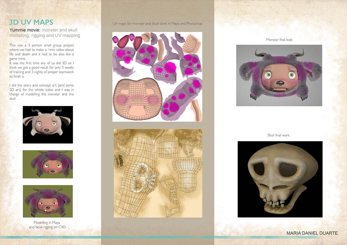 3D artworks on Behance