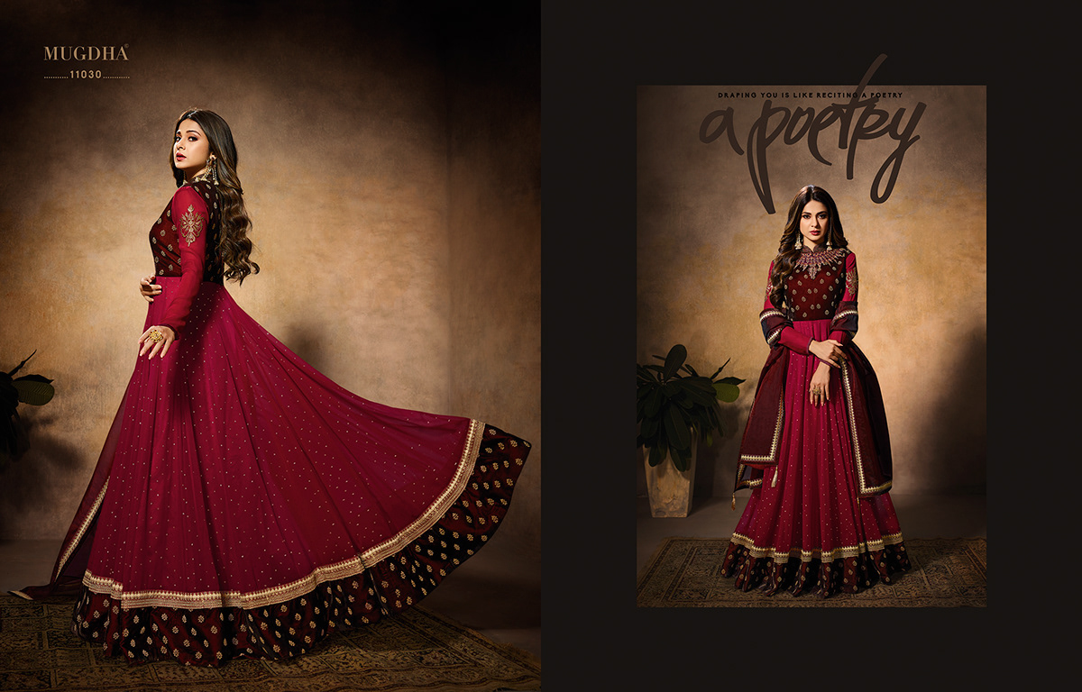 MUGDHA | WEDDING | JENNIFER WINGET on Behance
