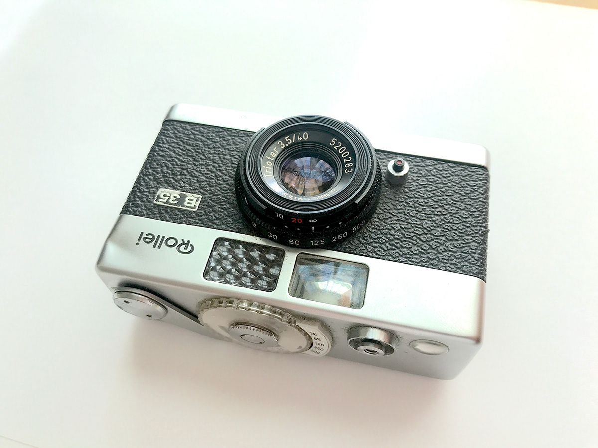 Rollie 35B To Leica M-Mount Lens Conversion on Behance