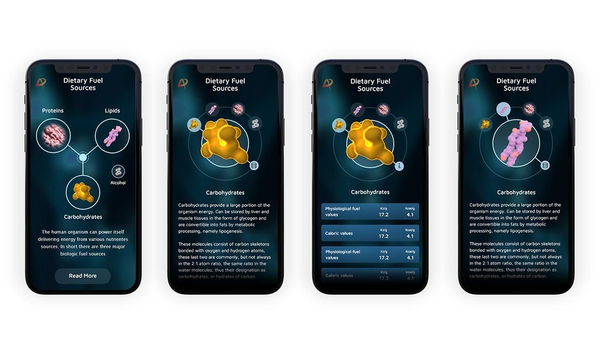 infographics mobile