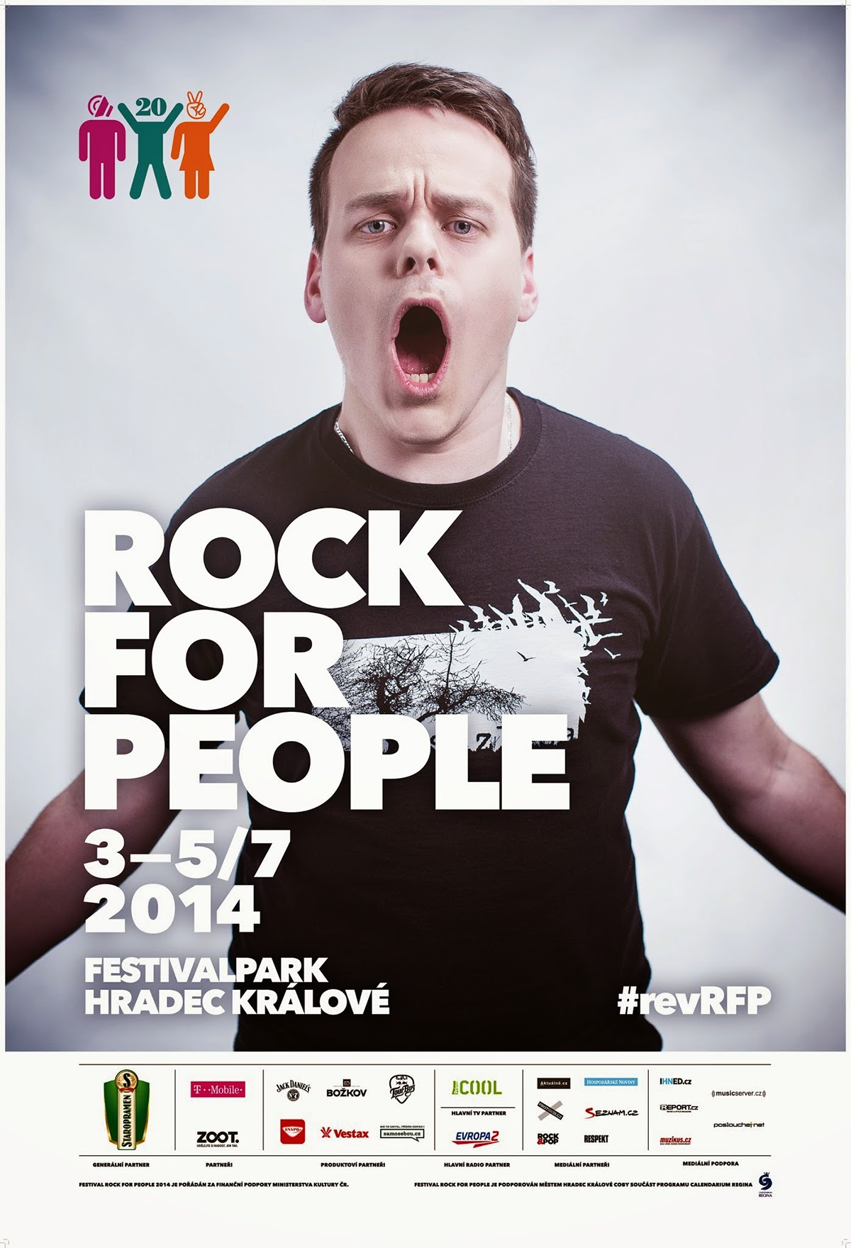 Rock For People festival RFP