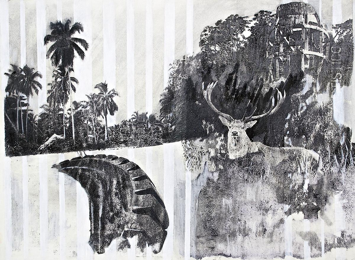 Dystopia drawings transfers dibujo utopia