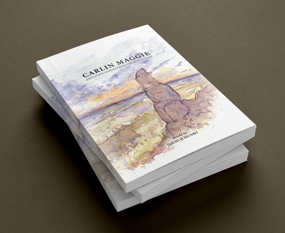 illustrated folk TALES history mythology scotland scottish historical pencil book