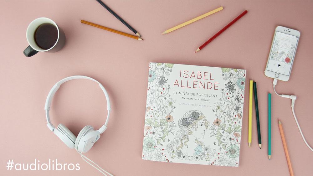 stopmotion video animation  penguin random house audiobooks Isabel Allende