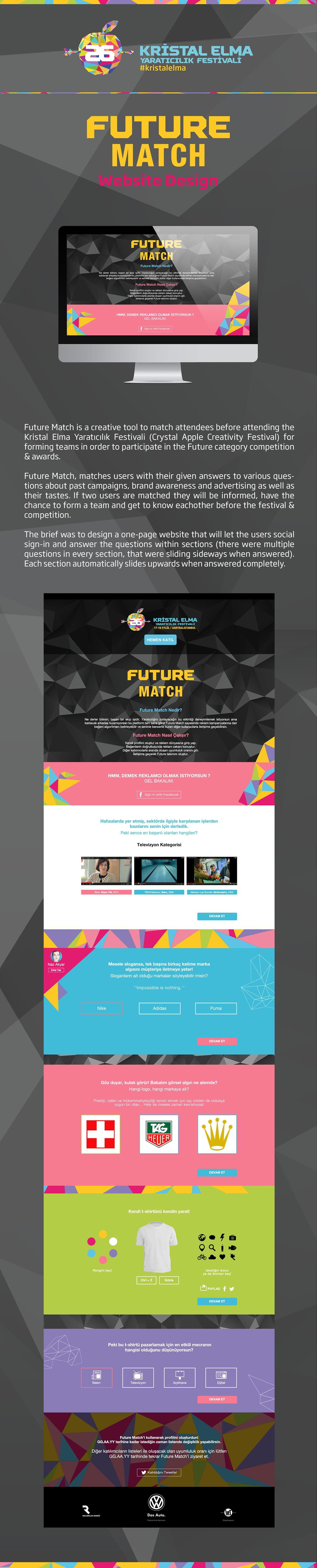 kristal elma festival website Competition advertising festival