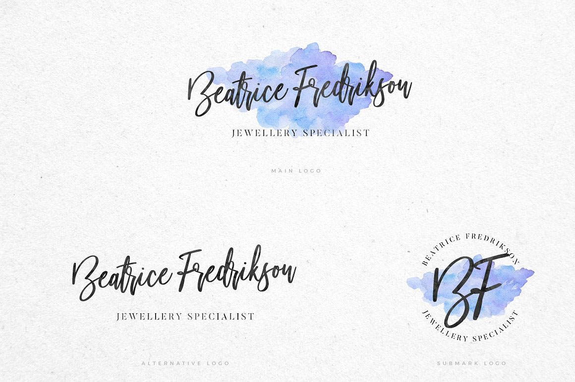 Beautiful Bloom - Free Brush Font on Behance