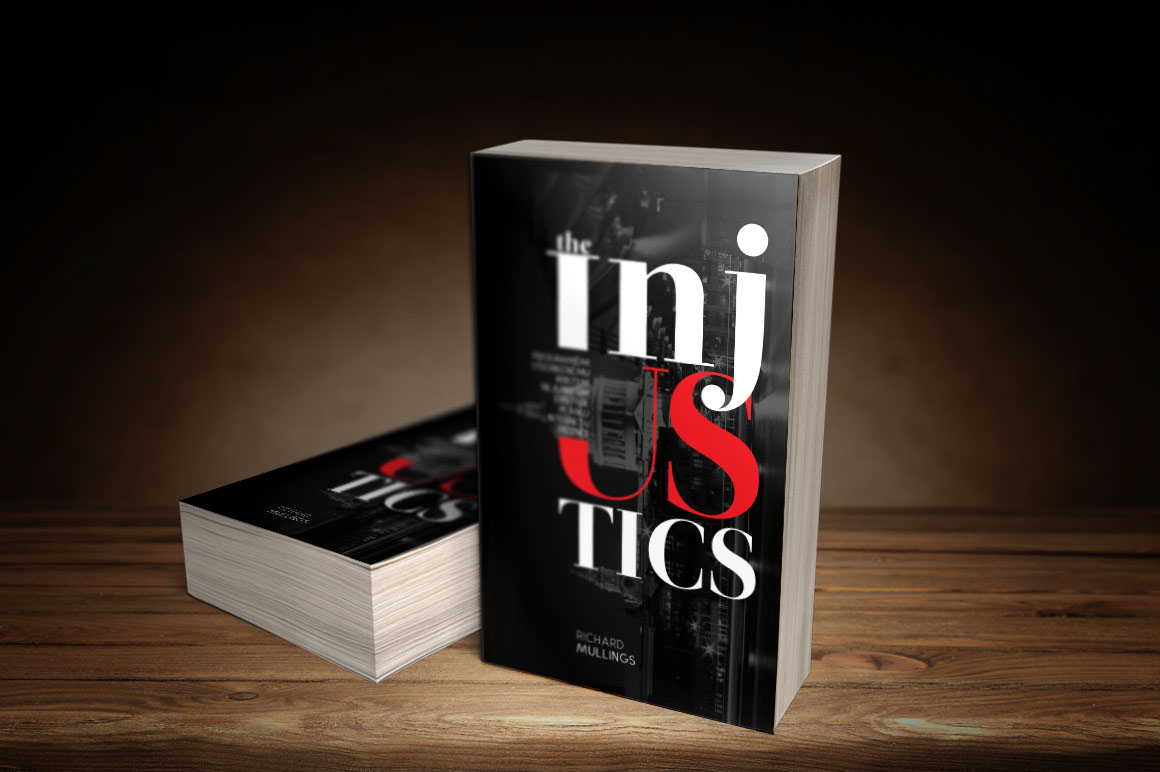 injustics book cover photoshop template on behance