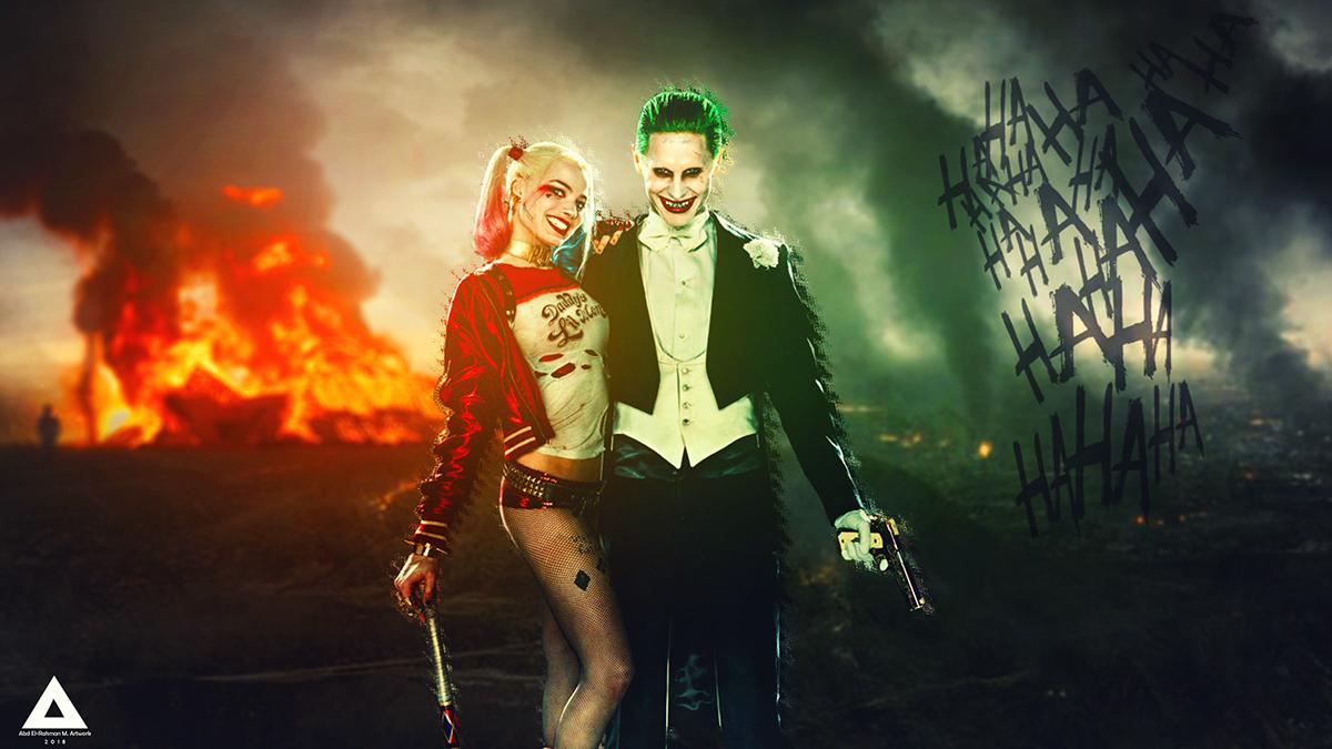 The Joker Harley Quinn 4k Wallpaper On Student Show