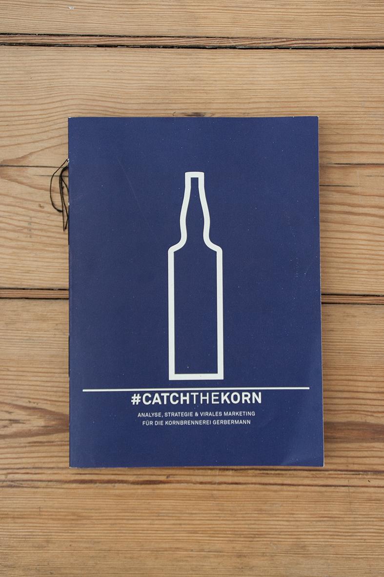 korn alkohol Kampagne gerbermann