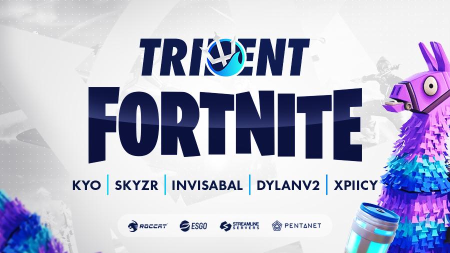 Trident Esports 2019 on Behance
