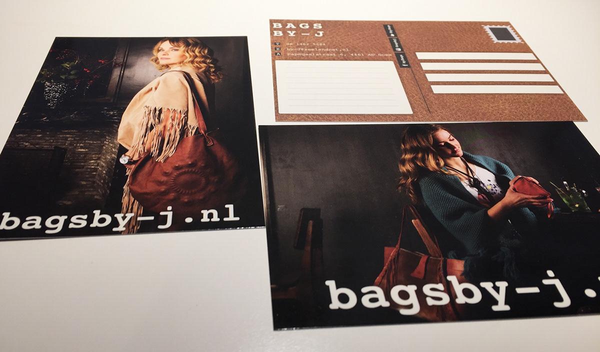 postcard grafische vormgeving Visitekaartjes webontwerp labels