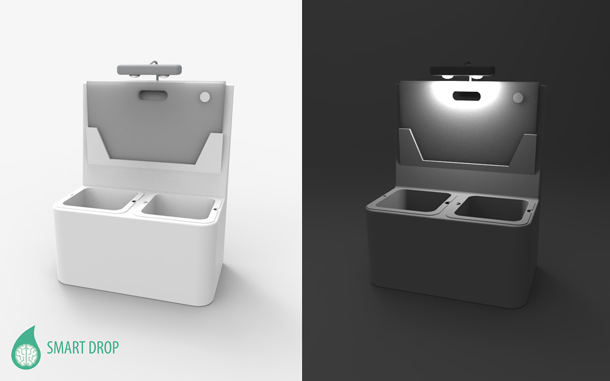 Arduino 3d printing water plants Vase Sensors