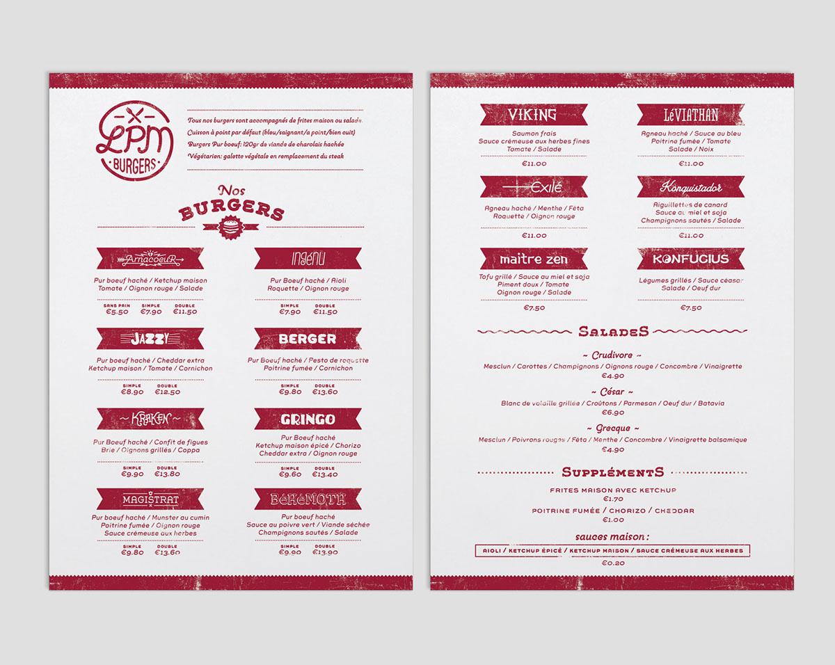 burger hamburger restaurant Fast food homemade fresh Fries beer meat poster T Shirt Stationery biz card menu uniform