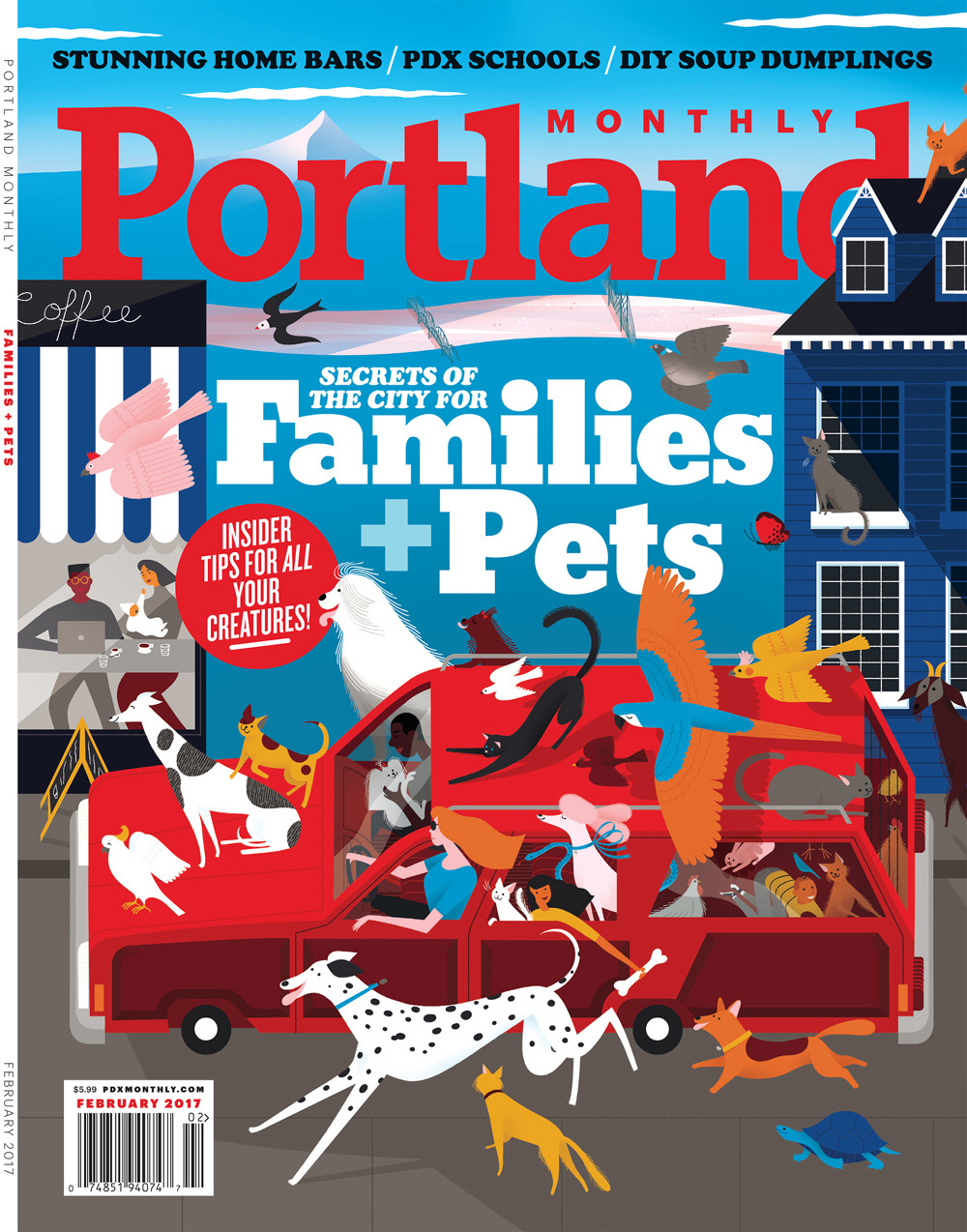 Portland Monthly Magazine December 2019 by