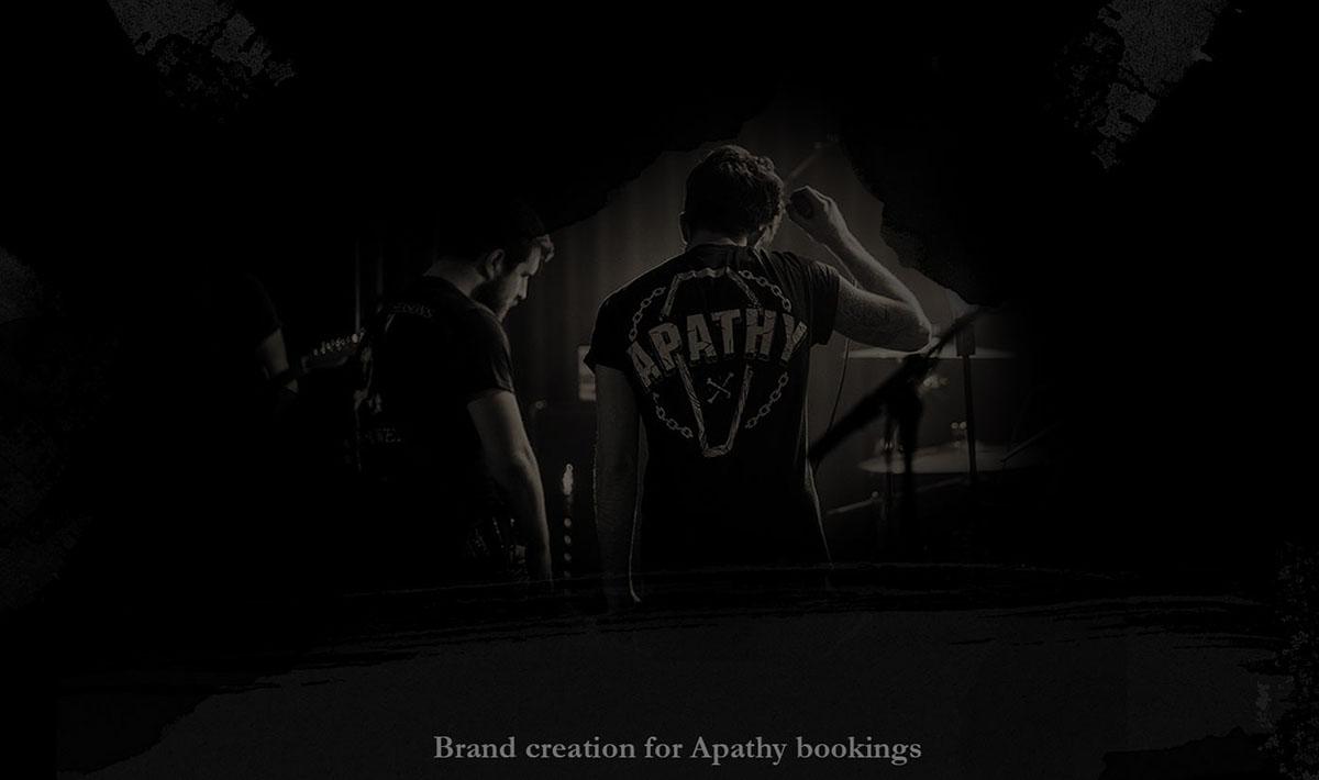 branding  Hardcore music shirt logo identity brand logodesign typedesign handwritten