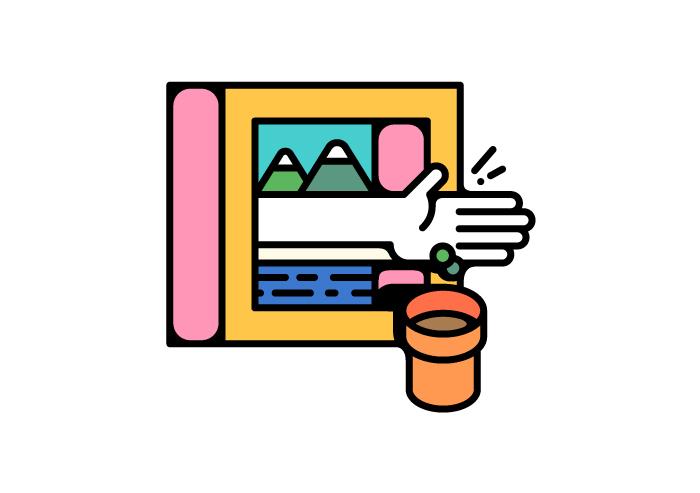 Adobe Portfolio Tyler Paris hello Drugs vancouver