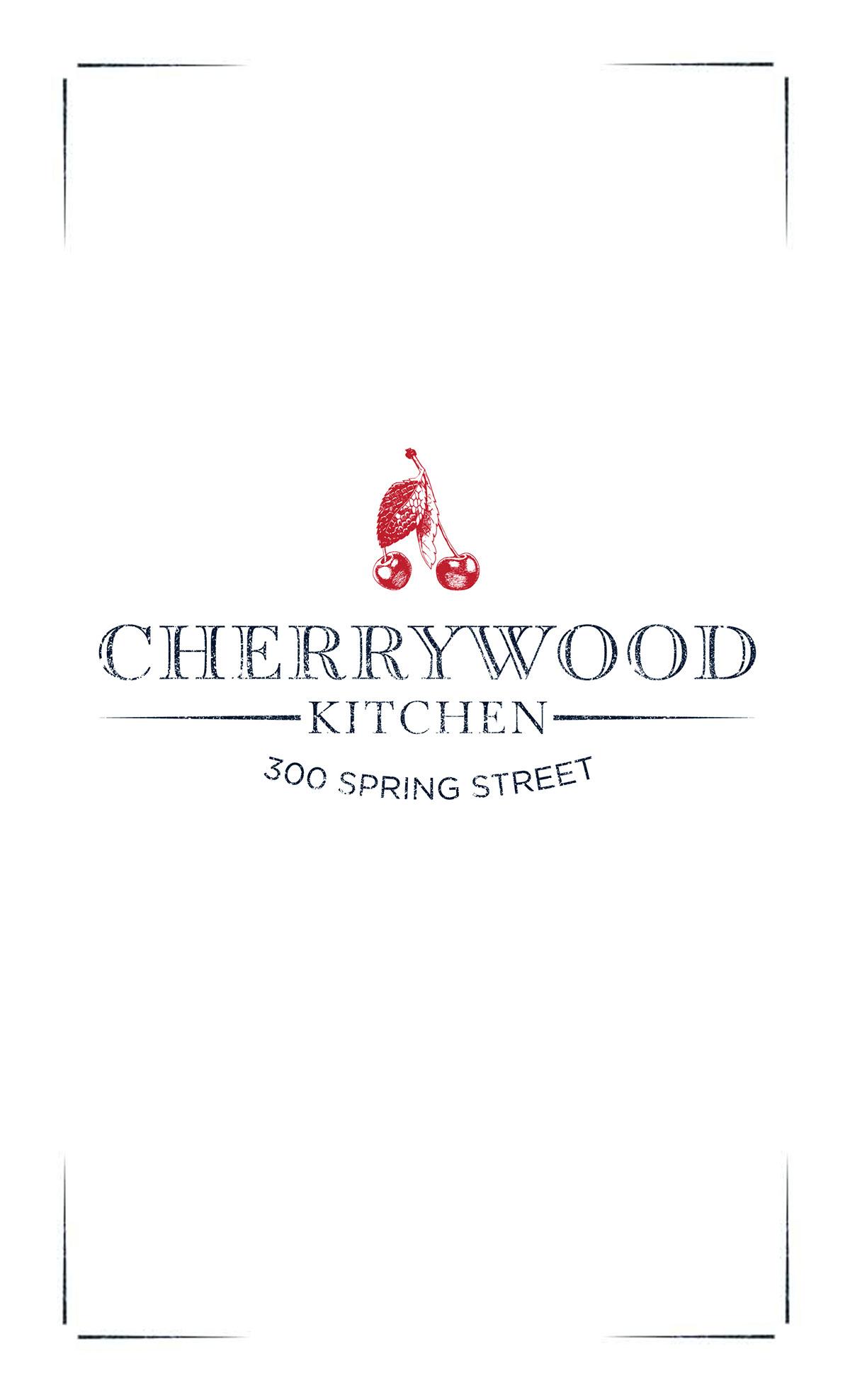 Cherrywood Kitchen on Behance