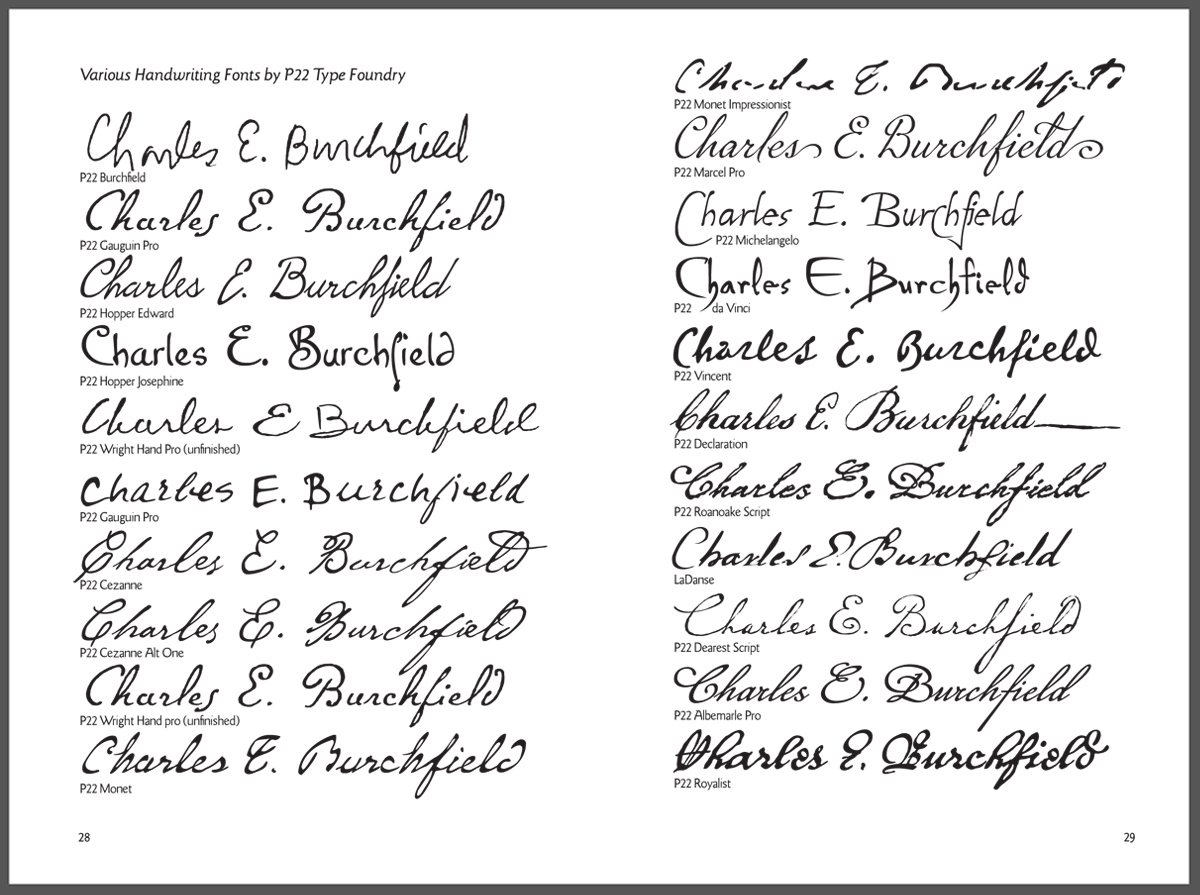 hand writing font Similar to sans-serif there is a generic cursive that it a font that resembles handwriting this will vary by browser (as will sans-serif ) but could be a good place to start here is a survey of script family fonts installed per user.