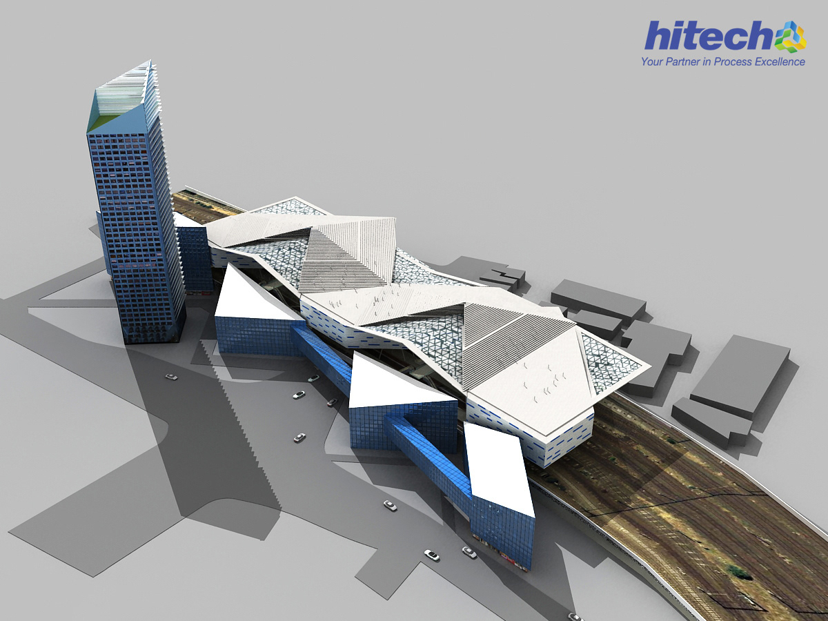 Architectural 3D Modeling architectural visualization