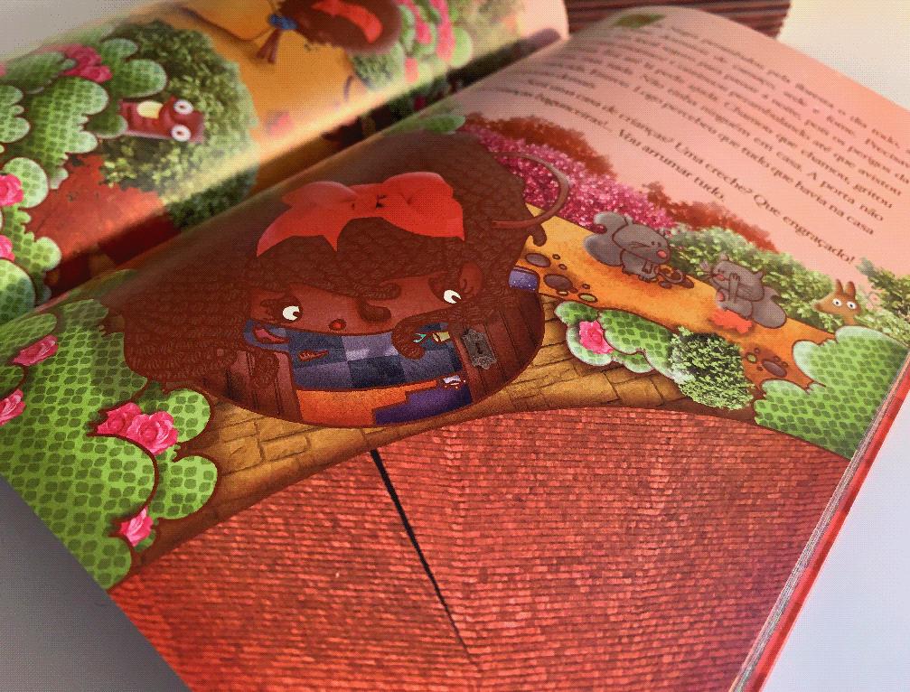 book children ILLUSTRATION  livro infantil